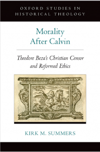 Morality After Calvin cover