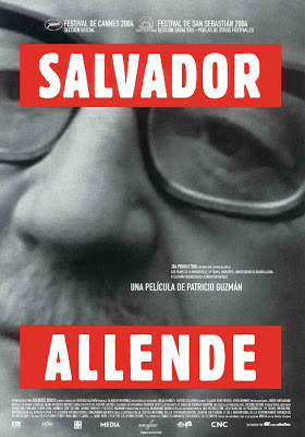 cover art for Salvador Allende