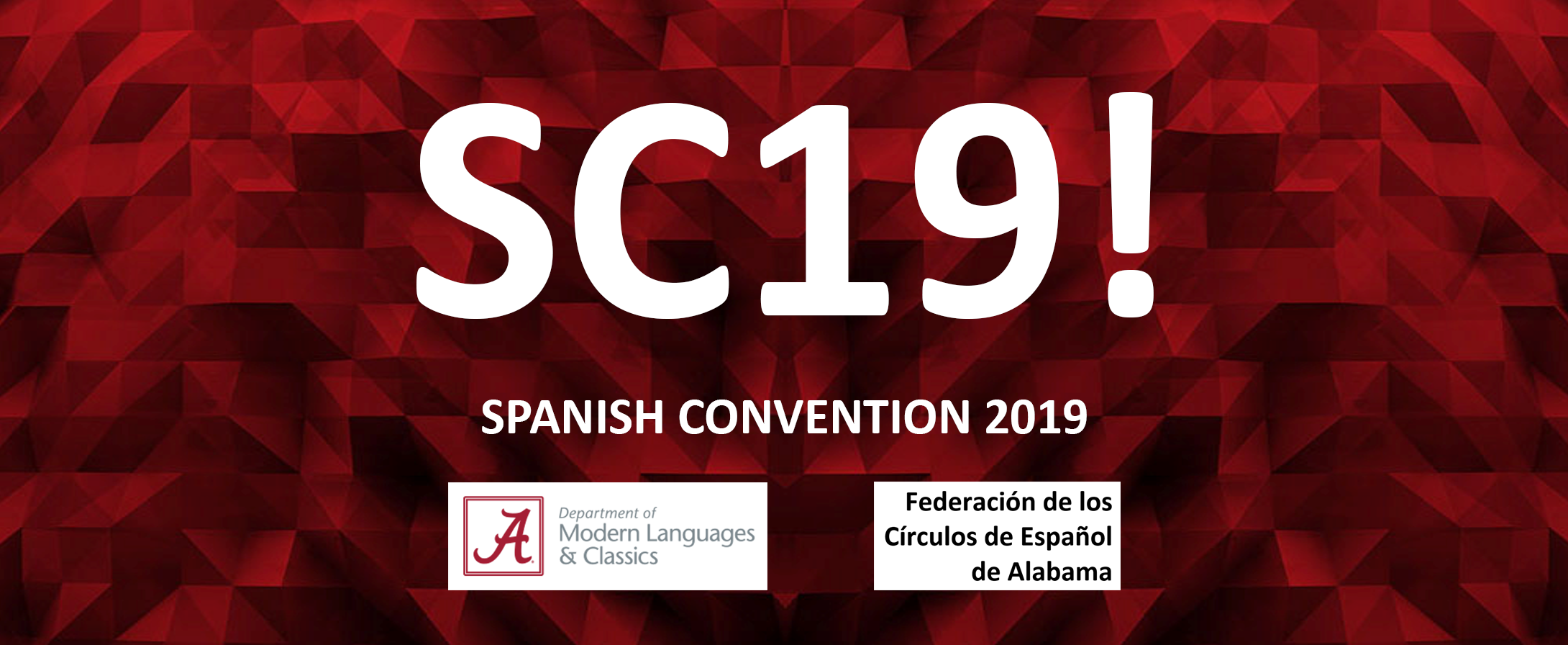 Spanish Convention 2019 logo