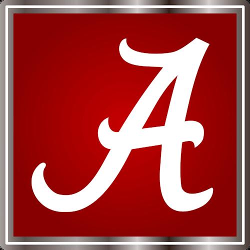 The University of Alabama Square A Logo