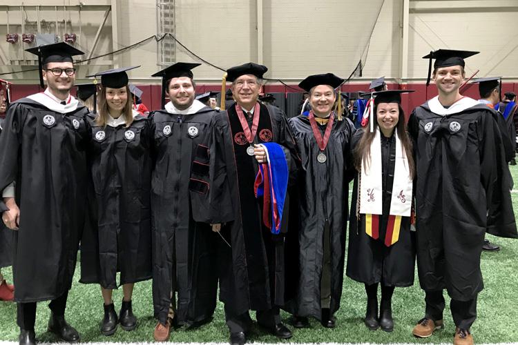MLC graduates at commencement