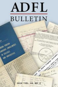 ADFL Bulletin